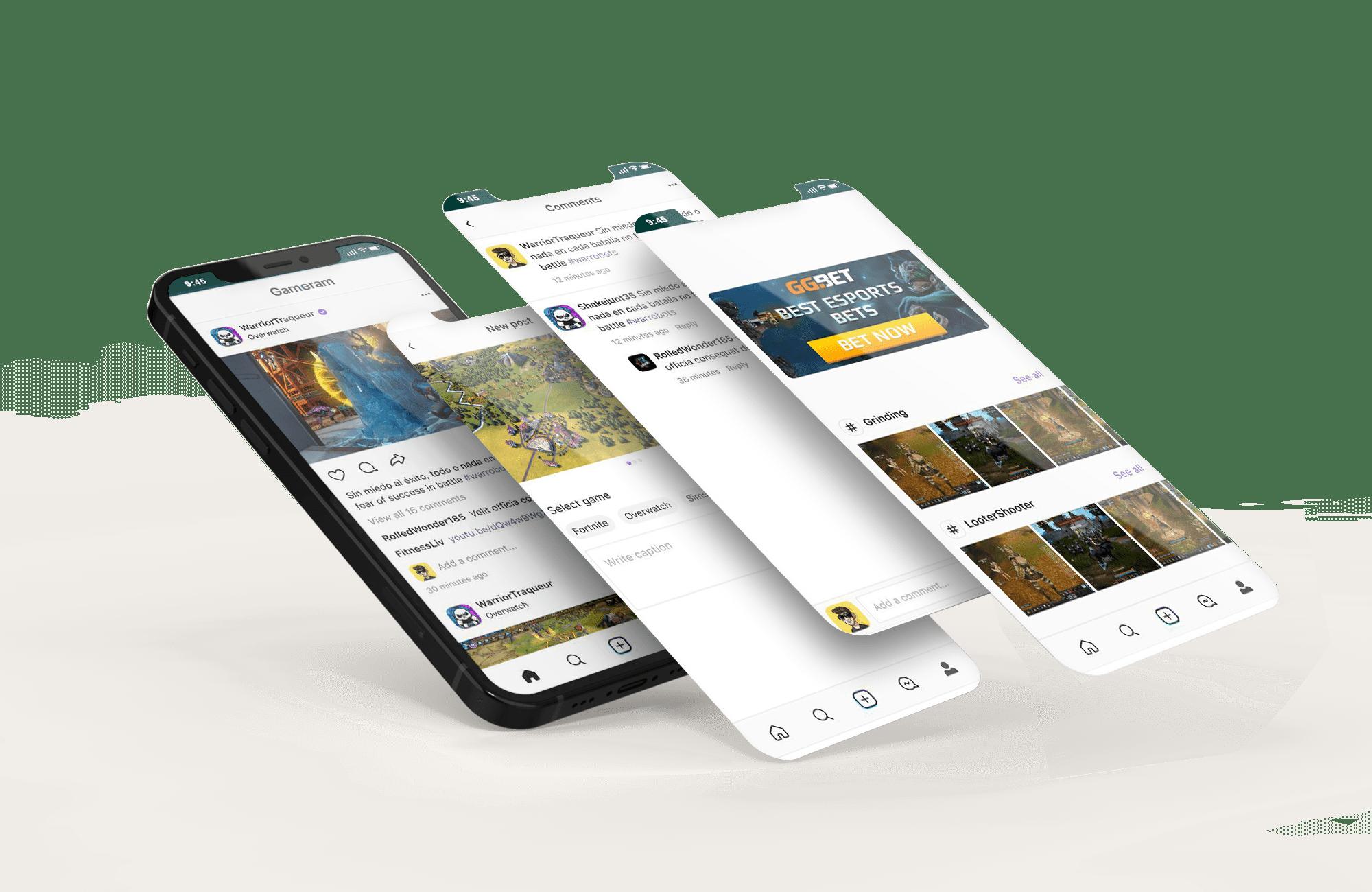 мобильное приложение разработка